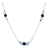 Collier Argent Damaris