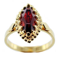 Bague  Marquise catalane