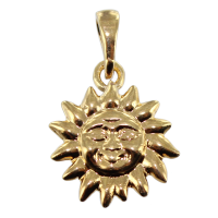 check-out 1443f fa31a Pendentif Soleil - Taille 1