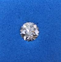 Diamant Taille Brillant 5.37mm 0.60 carat HSI2 - Image 4