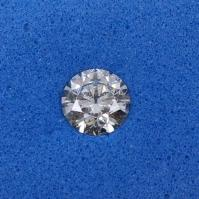 Diamant Taille Brillant 5.36mm 0.60 carat HSI2 - Image 4