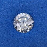 Diamant Taille Brillant 5.57mm 0.70 carat GSI2 - Image 3