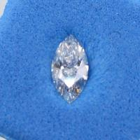 Diamant Taille Marquise 6.00 x 3.11mm 0.23 carat GSI1 - Image 3