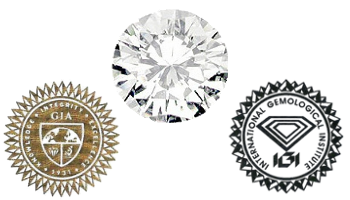 Diamants certifiés
