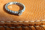 Bague Magliadora, Or et diamants 2796€